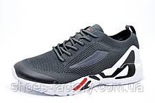 Мужские кроссовки в стиле Fila Mind One, Gray, фото 2