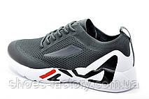 Мужские кроссовки в стиле Fila Mind One, Gray, фото 3