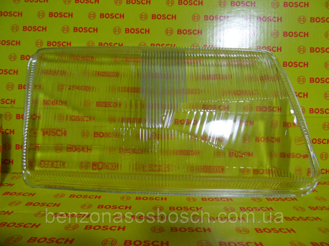 Оптика Bosch, 1305621465, FPS / 91-94 AUDI 80 / СКЛО ФАРИ ПРА
