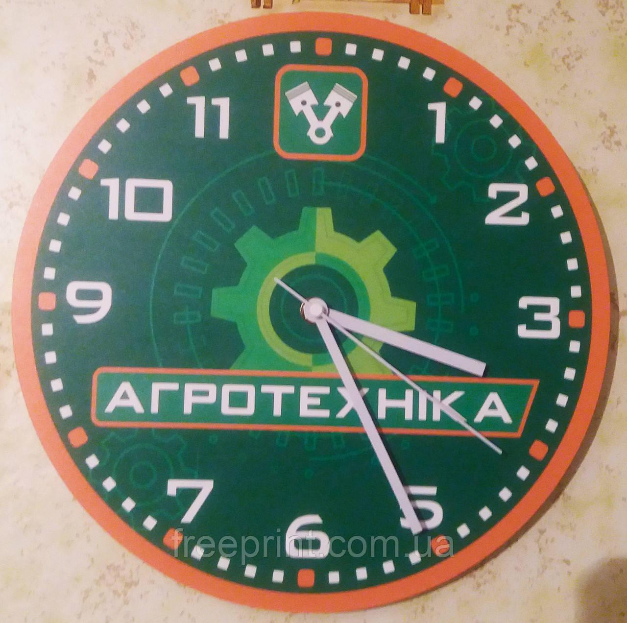 Часы брендированные (изготовление)
