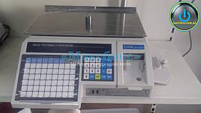 Весы для печати этикетки Cas LP 1.6