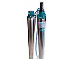 Насос скважинный SHIMGE 3.5SEm3/18T центробежный с кабелем 50 метров