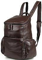 Рюкзак Vintage 14618 кожаный Коричневый, Коричневый, фото 1