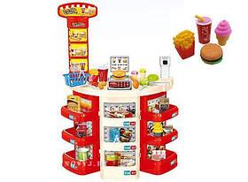 Детский Супермаркет Фаст-Фуд (свет, звук) 922-20