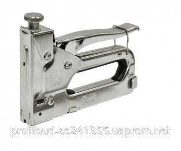 Зшивач(Степлер) обробний металевий універсальний