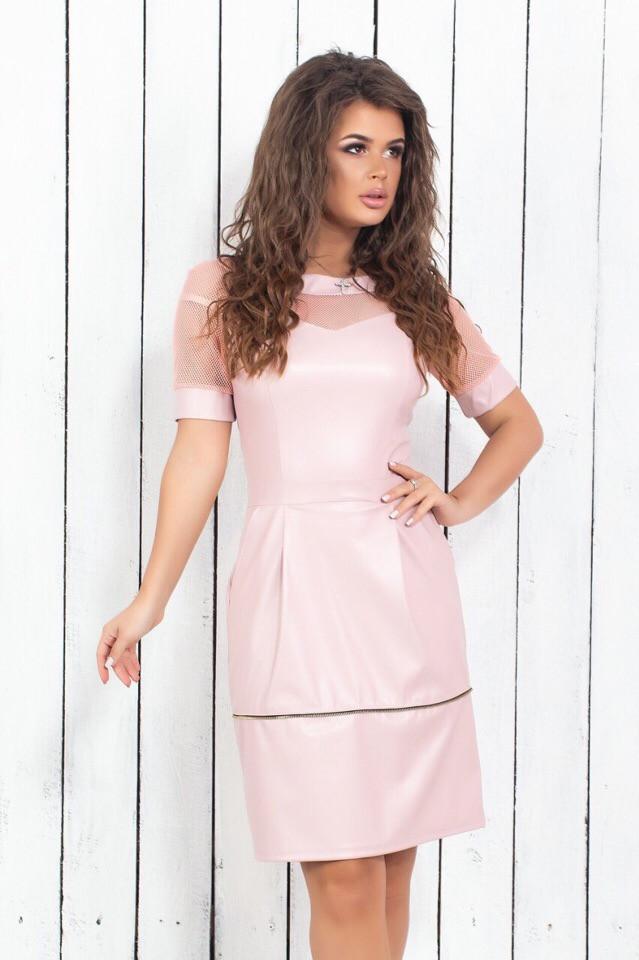 Платье Эко