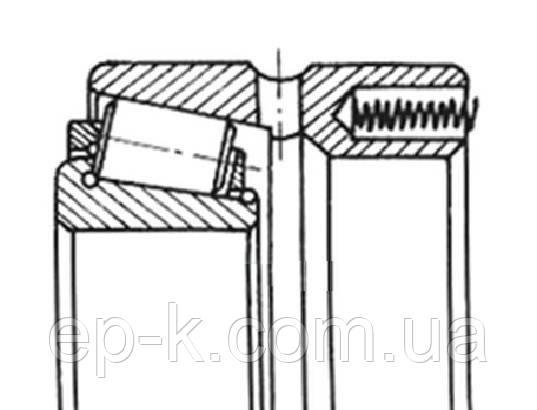 Подшипник 2-17722 Л1 , фото 2