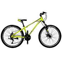 """Cпортивный велосипед Сross хардтейл - Racer 24 """", фото 1"""