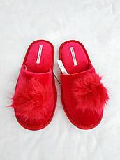 Тапочки Victoria's Secret размер 38-39 женские тапки, фото 3