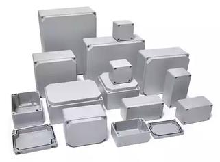 Алюминиевые корпуса / коробки