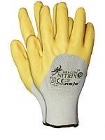 """Перчатки рабочие стрейчевая покрытая нитрилом """"NITRIX"""" (Reiss)"""