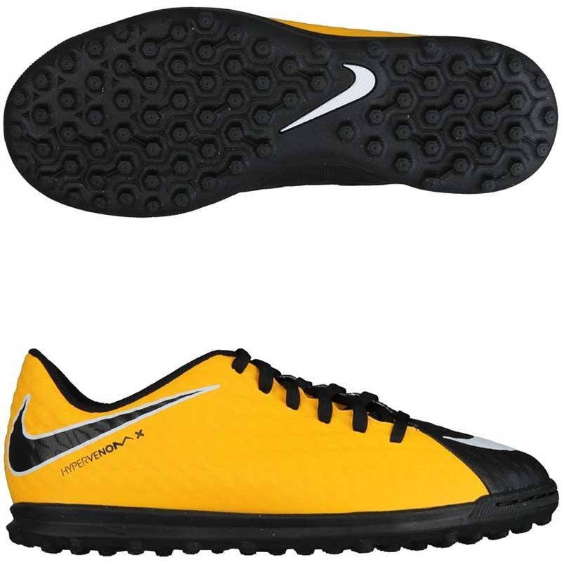Детские сороконожки Nike JR HypervenomX Phade III TF 852585-801