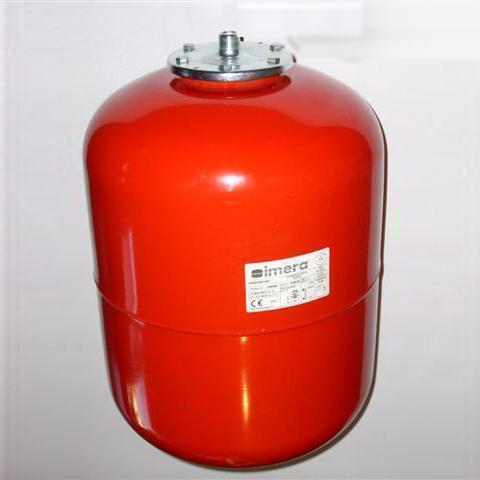 Расширительный бак для системы отопления Imera R35 л