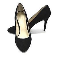 Туфли женские черные Pier One, 38