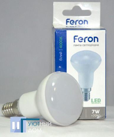 Світлодіодна лампа LB-740 R50 7W E14 4000K