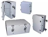 Распределительная коробка алюминиевая, корпус, бокс, ответвительная коробка, герметичный ящик, IP67, фото 1