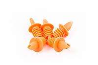 Гейзер-пробка, Сo-Rect, пластик(силикон), оранжевый
