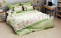 Полуторный комплект детского постельного белья с мишками