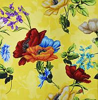 Желтый букет. Набор для вышивания бисером. MINIART CRAFTS 11027