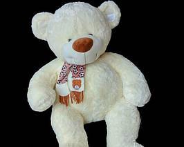 М'який плюшевий Ведмедик 68 см подарунок коханій дівчині на будь-яке свято