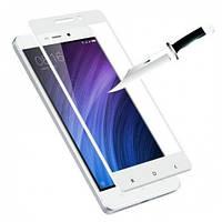 Защитное стекло 5D Future Full Glue для Xiaomi Redmi 4A white