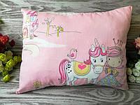 Подушка замок и принцесса, 40 см * 31 см