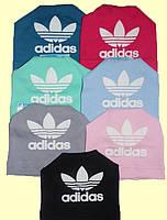 Детская шапка adidas  спортивная, р. 44-46