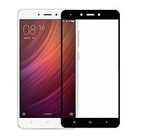 Защитное стекло 5D Future Full Glue для Xiaomi Redmi Note 4X black