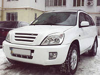 Решетка радиатора Чери Тигго без значка (2005 - 2011)