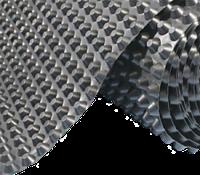 Профилированная шиповидная мембрана 400