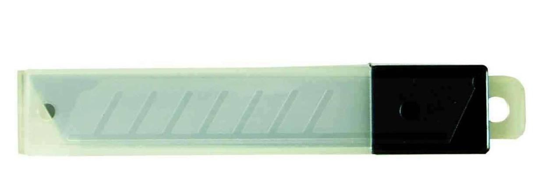 Леза 18 мм д/трафарет. ножа, 10шт., 4-351, 4ОFFICE, фото 2