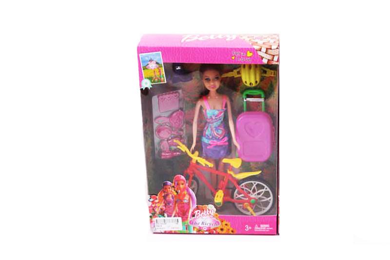 Кукла с аксессуарами, 23 см