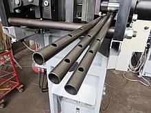 Станок для высечки отверстий с разным диаметром в трубах диаметром 22мм