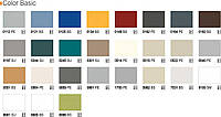 """Интерьерная HPL-панель.Серия """"Color Basic"""""""