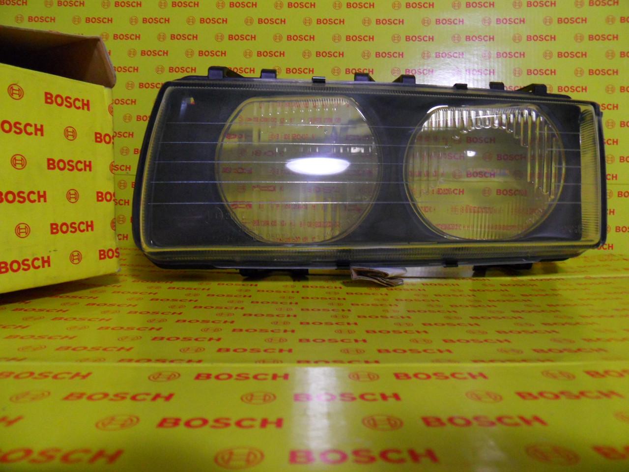 Оптика Bosch, 1305621959, Стекло фары 3' E36 89-94 (Bosch) левое