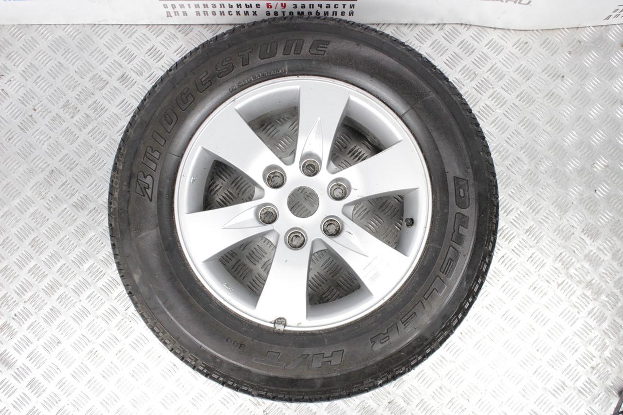 Диск колесный R16 1шт. Mitsubishi L200 05-15 (Мицубиси Л200)