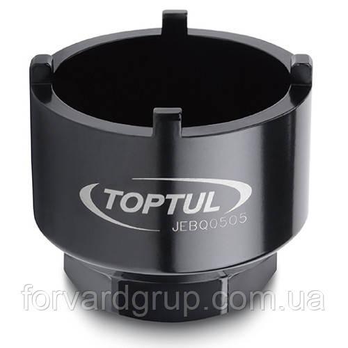 Головка для зняття кульових опор (Citroen, Peugeot) TOPTUL JEBQ0505