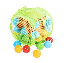 Шарики для сухого бассейна Орион 80 шт. в сумке (467в5)