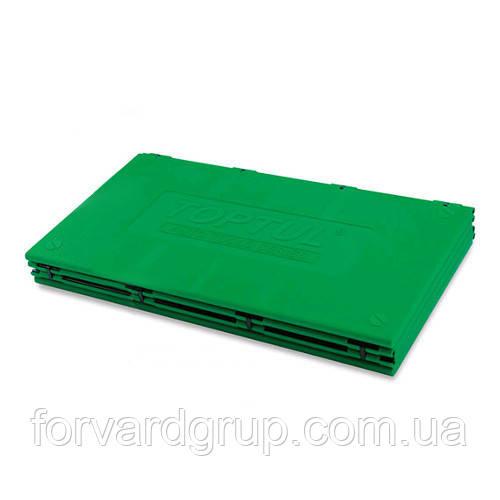 Лежак автослесаря складной 265x480x48 - 1060x480x12мм  TOPTUL JJ-M480B