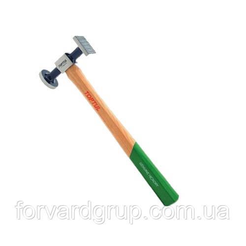 Молоток рихтовочный  TOPTUL JFAB0233