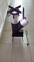 Ракетная печь, турбо-печь AL-1. Для туризма и рыбалки! Легкая и компактная!