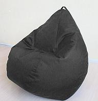 Кресло груша Оксфорд Черный, фото 1