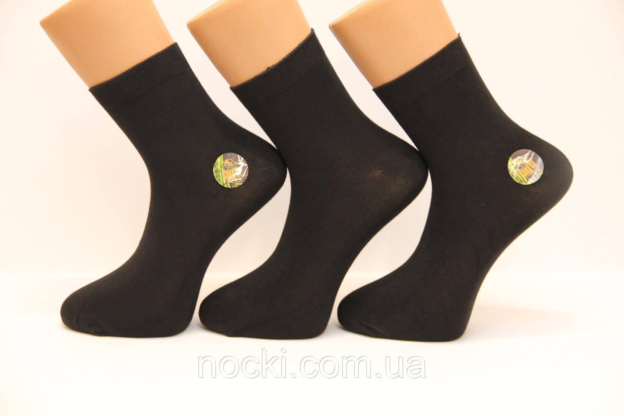 Бамбуковые мужские средние носки Ф15