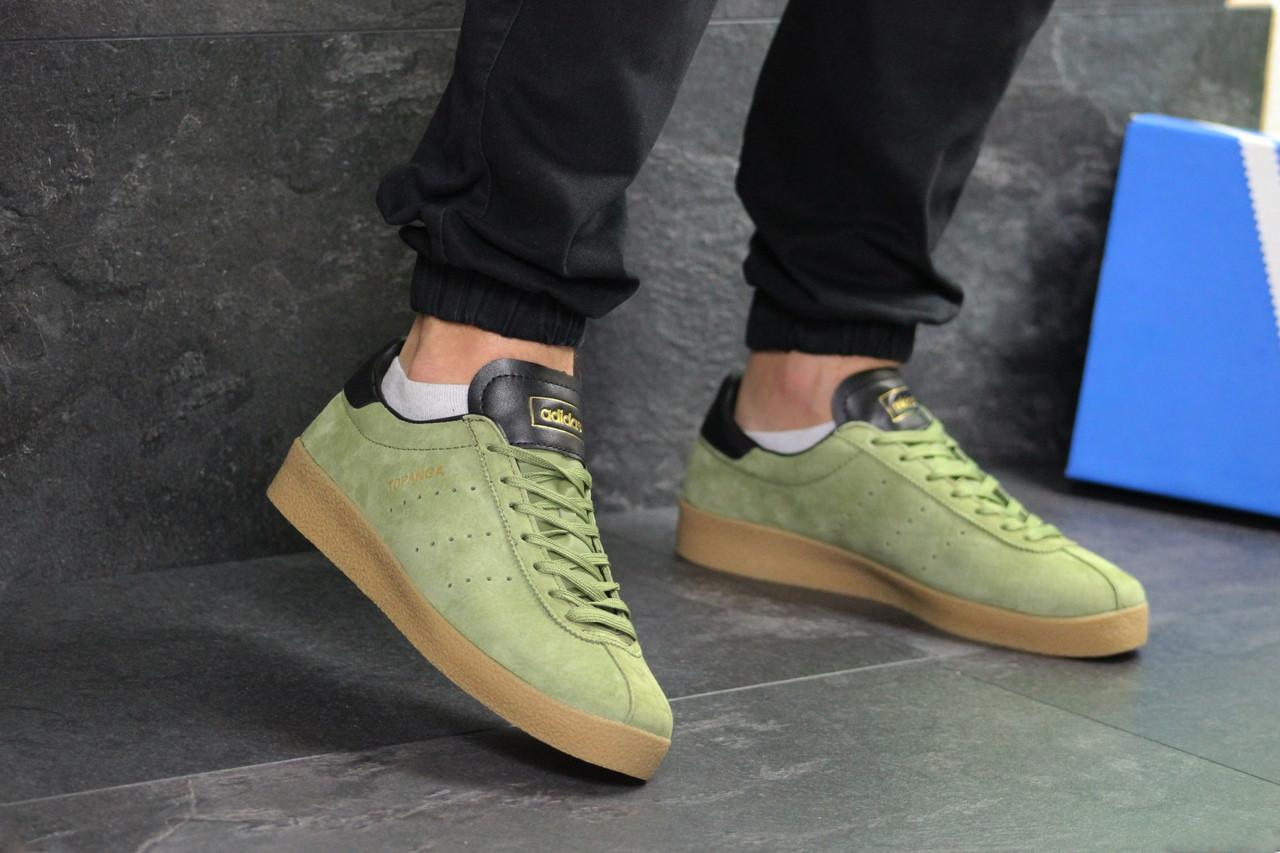 Мужские кроссовки Adidas Topanga (Светло-зеленые)