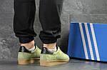 Мужские кроссовки Adidas Topanga (Светло-зеленые), фото 2