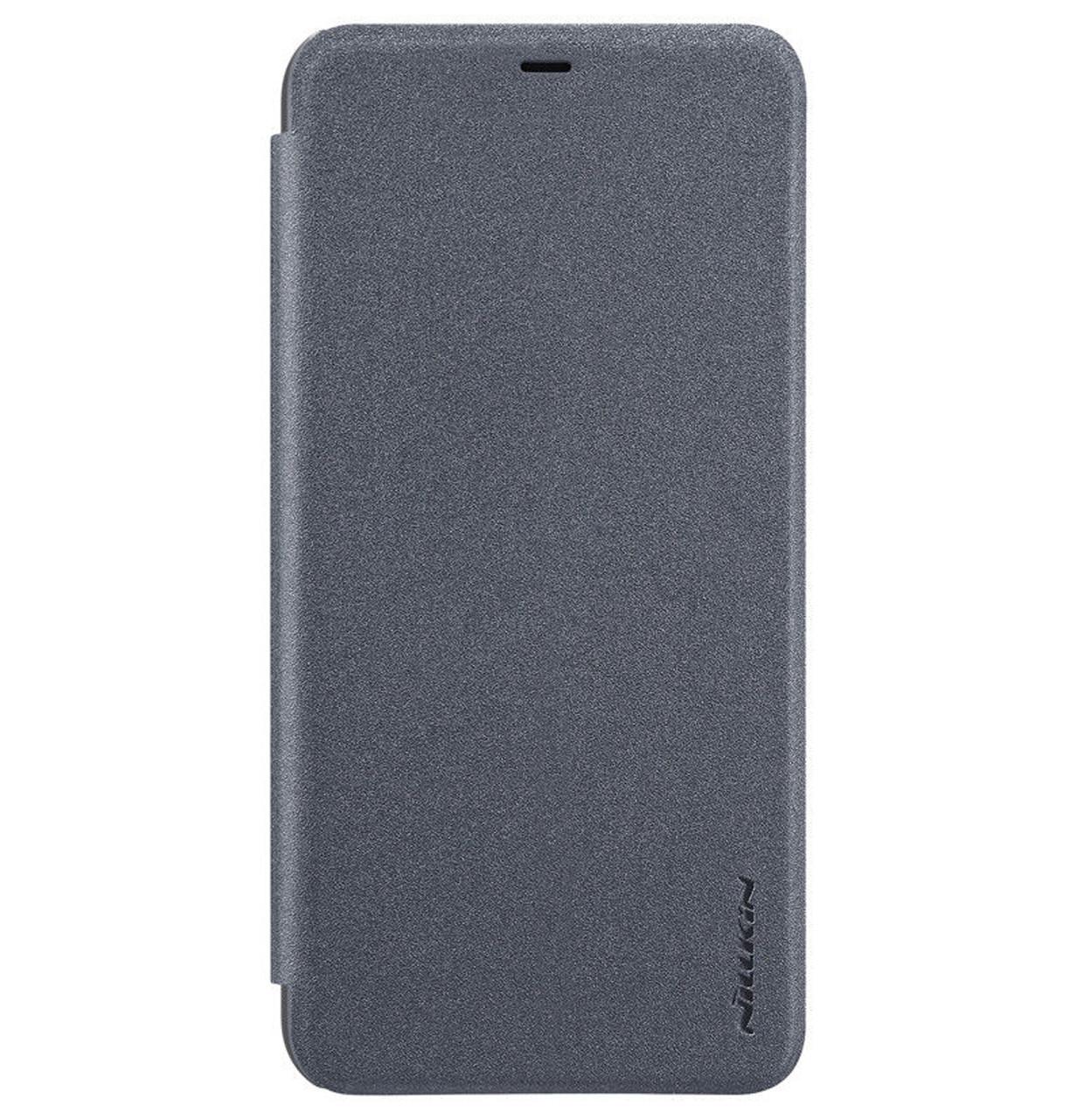 Чехол-книжка Nillkin Sparkle Series для Xiaomi Redmi Note 6 Pro Black