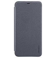 Чехол-книжка Nillkin Sparkle Series для Xiaomi Redmi Note 6 Pro Black, фото 1