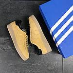 Мужские кроссовки Adidas Topanga (Горчичные), фото 5