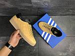 Мужские кроссовки Adidas Topanga (Горчичные), фото 6