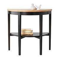 ARKELSTORP  Приоконный стол, черный, фото 1